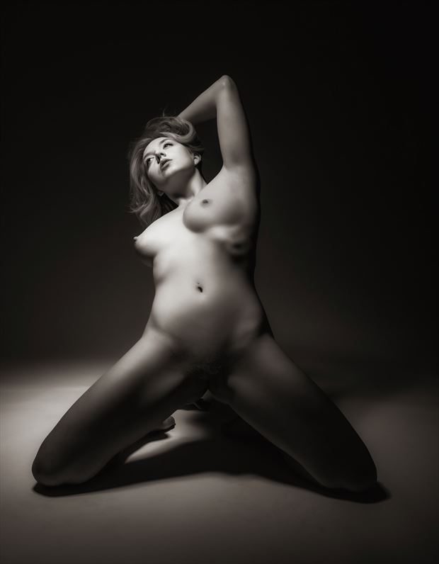 mono magic artistic nude artwork by photographer neilh