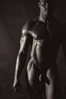 monroe 1 artistic nude photo by photographer dan simoneau