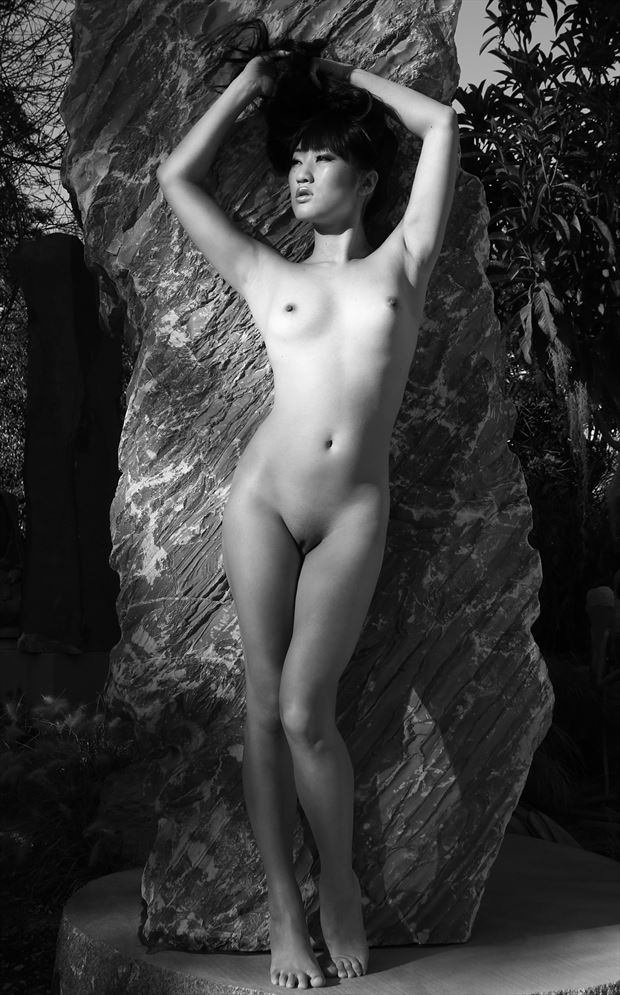 moonlight artistic nude photo by photographer exile gallery