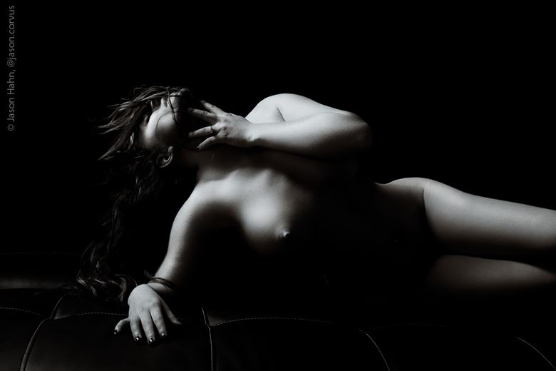 morgan artistic nude photo by photographer jason hahn