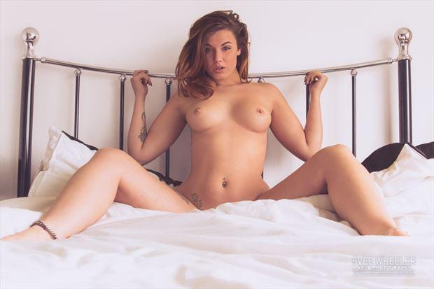 morning artistic nude photo by artist svee