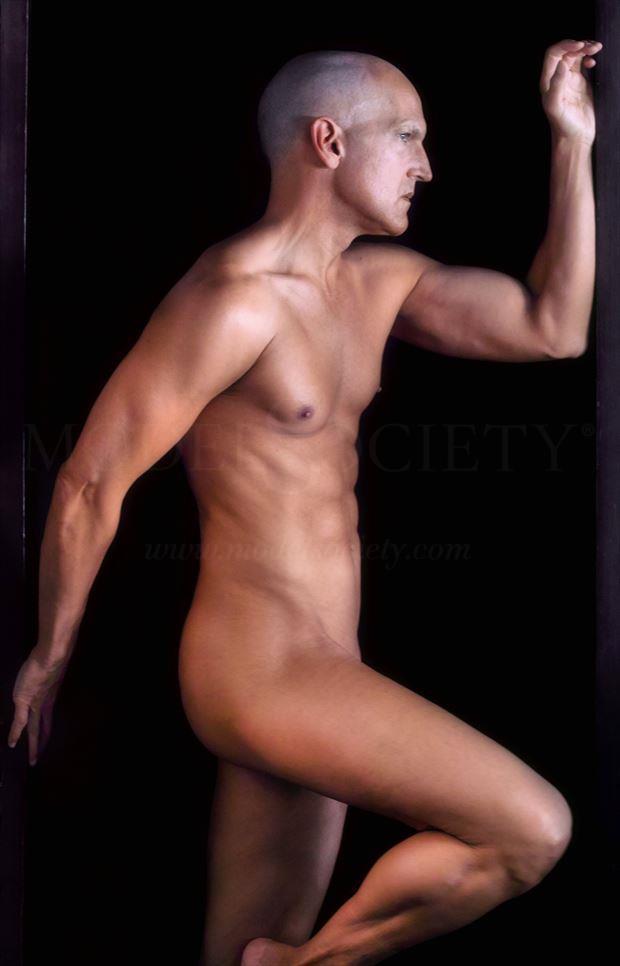 morning light artistic nude photo by model avid light