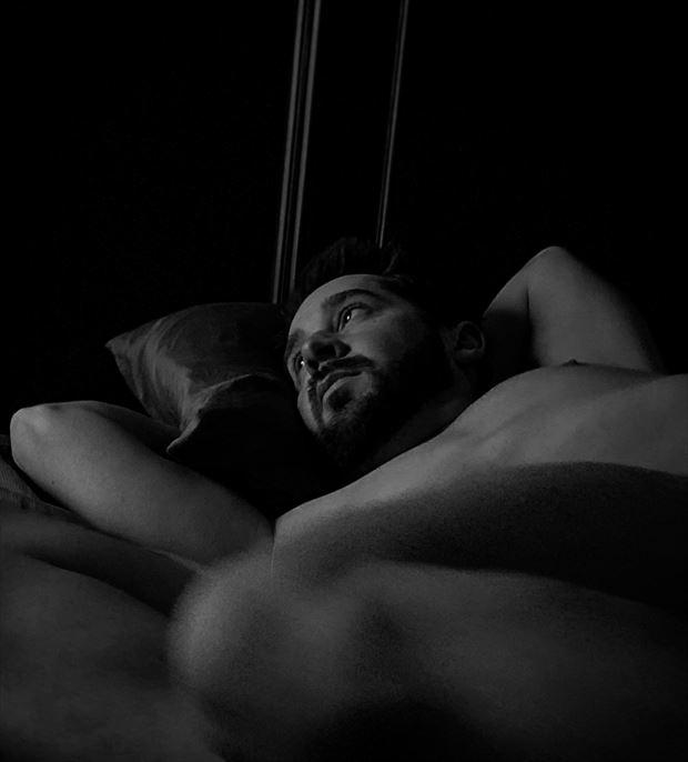 morning peace sensual photo by model j artsga