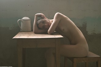 morning prayer Artistic Nude Photo by Artist Artofdan Photography