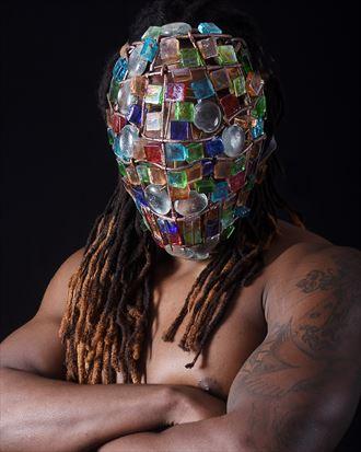 mosaic mask fantasy photo by photographer ebutterfieldphotog