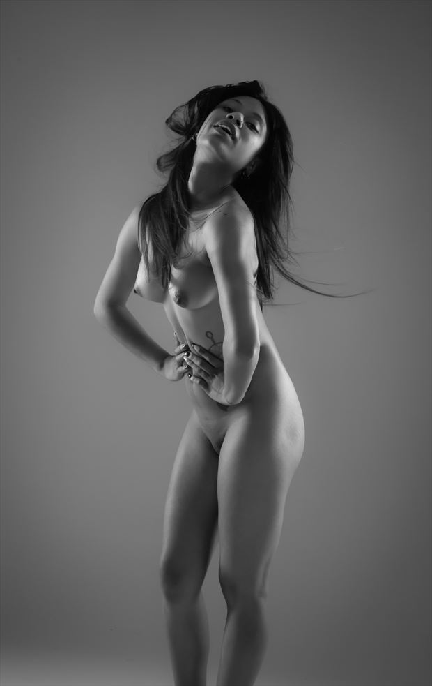 move artistic nude photo by photographer allan taylor