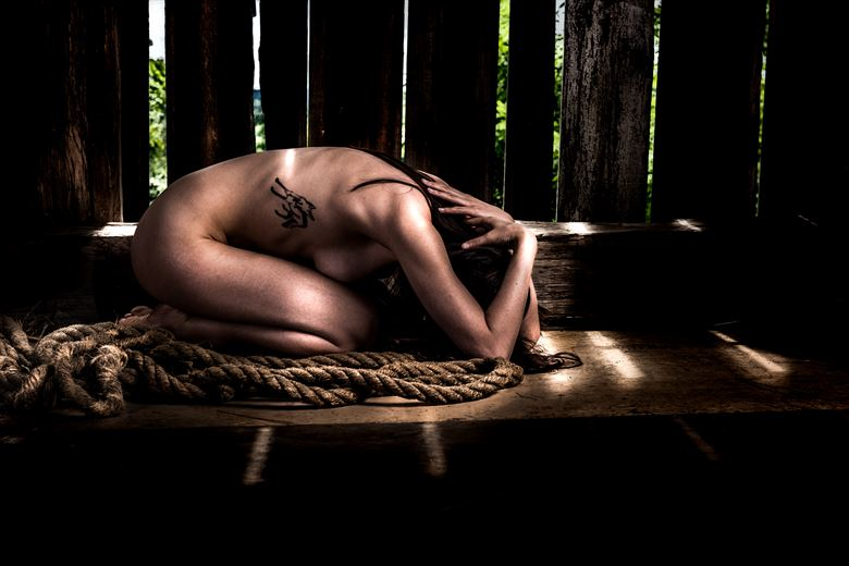 ms dorrie artistic nude artwork by photographer zia