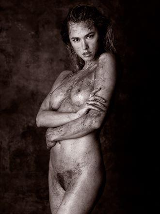 mud 2 artistic nude photo by photographer bill lemon