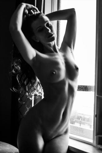 muirina fae window artistic nude photo by photographer bemymuse