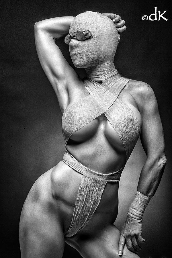 mummy artistic nude photo by photographer dennis keim