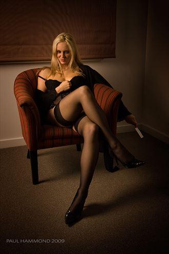 murderess lingerie photo by model kelly_kooper
