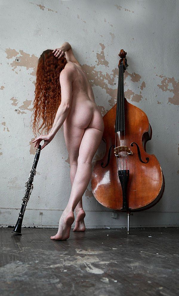 music figure study photo by photographer werner lobert