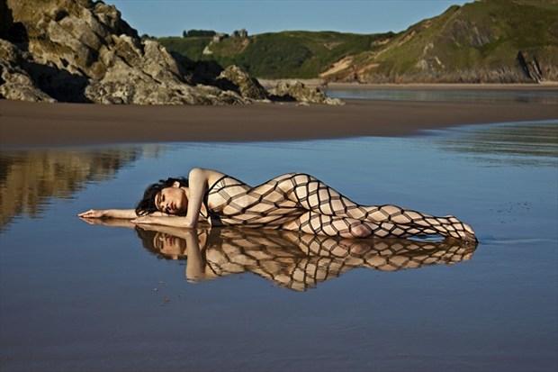 my lifesize jigsaw puzzle Artistic Nude Photo by Model rebeccatun