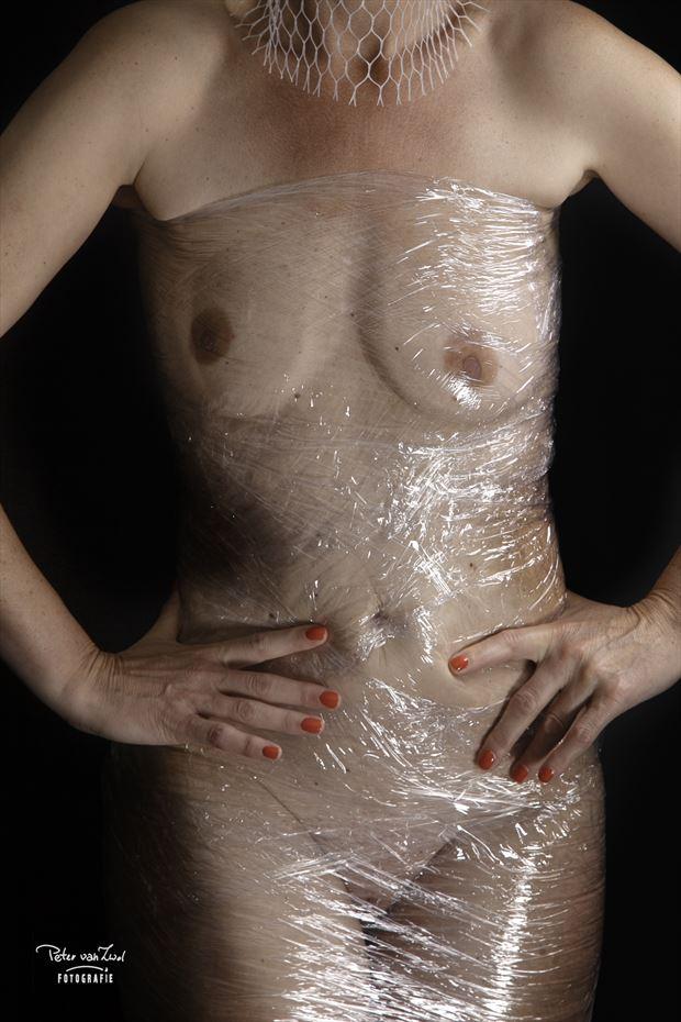 my new dress 2 artistic nude photo by photographer peter van zwol