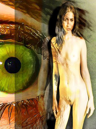 my parasite eve artistic nude photo by photographer lillito san_ep