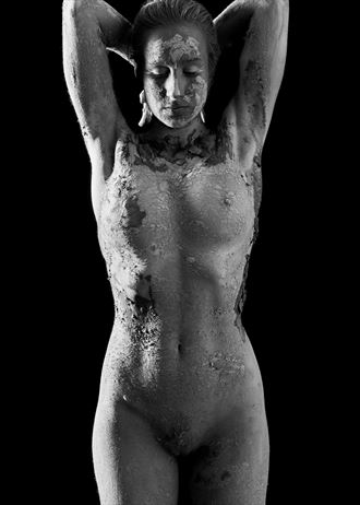 my skin artistic nude photo by photographer justmarka