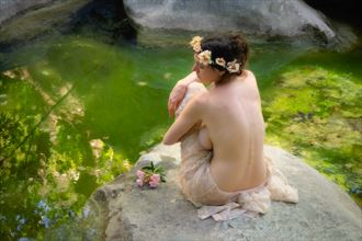 naiad artistic nude photo by photographer garden of the muses