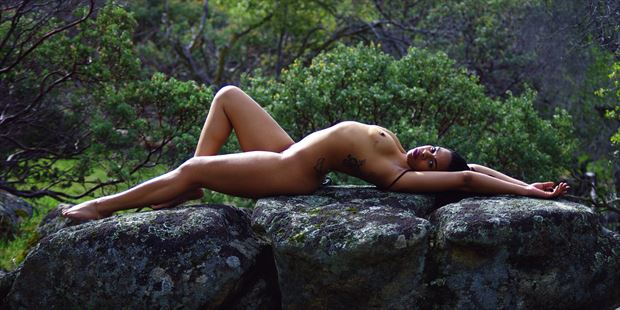 naja artistic nude photo by photographer aephotography