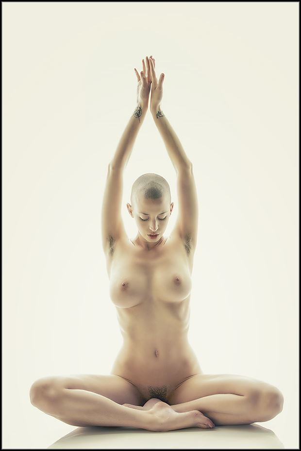 naked budda artistic nude photo by photographer magicc imagery