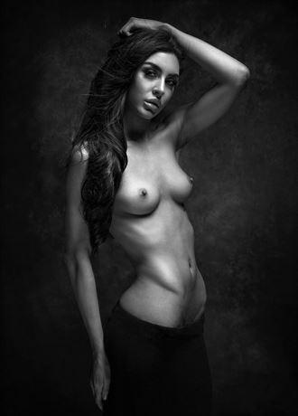 natahsha artistic nude photo by photographer robertxc