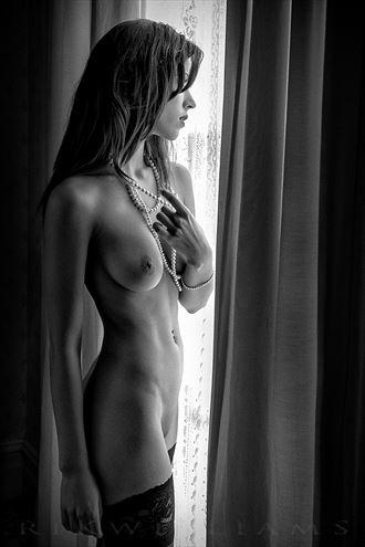 natalie artistic nude photo by photographer rik williams