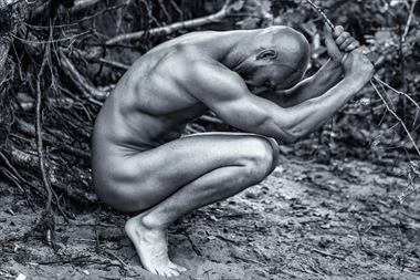 nathan in nature artistic nude photo by photographer jbdi