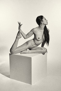 natsuki artistic nude photo by photographer stevelease