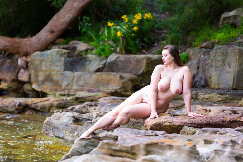 natural curves artistic nude photo by photographer stephen wong