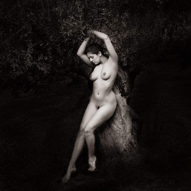 nature Artistic Nude Photo by Photographer Garden of the Muses