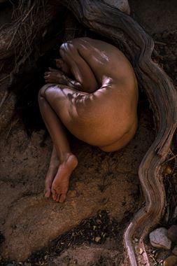 nature photo by model femina