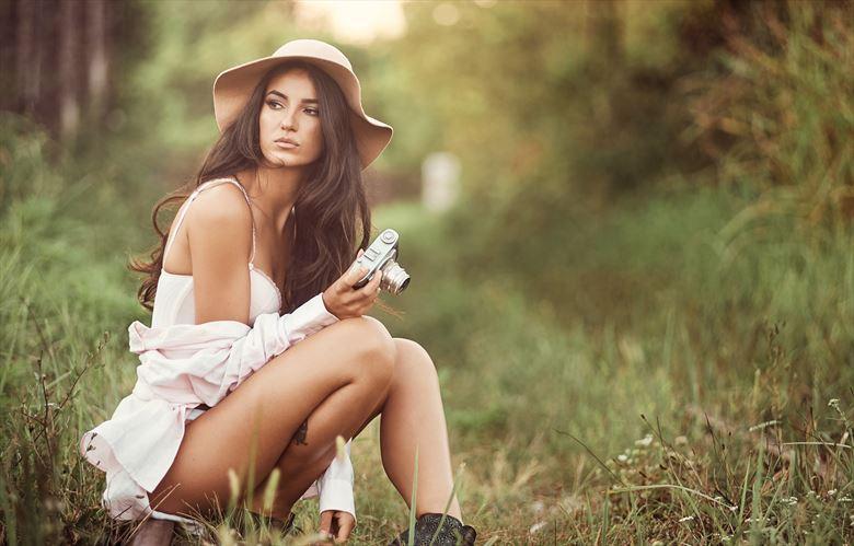 nature photo by model pure jana