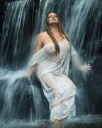 nature sensual photo by model angela mathis