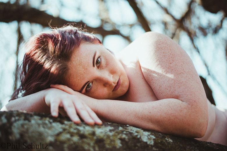 nature sensual photo by model clockwork calamity