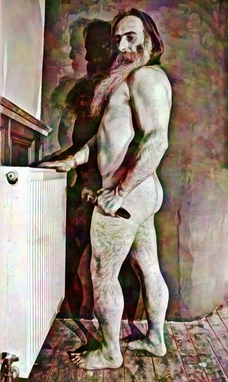 naturist by trade artistic nude artwork by model masterarti