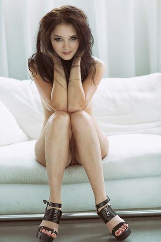 nda artistic nude photo by photographer john deckard