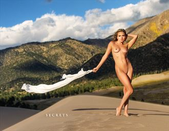 never give up artistic nude photo by model missmissy