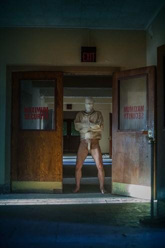 new jacket sensual artwork by model naked freedom
