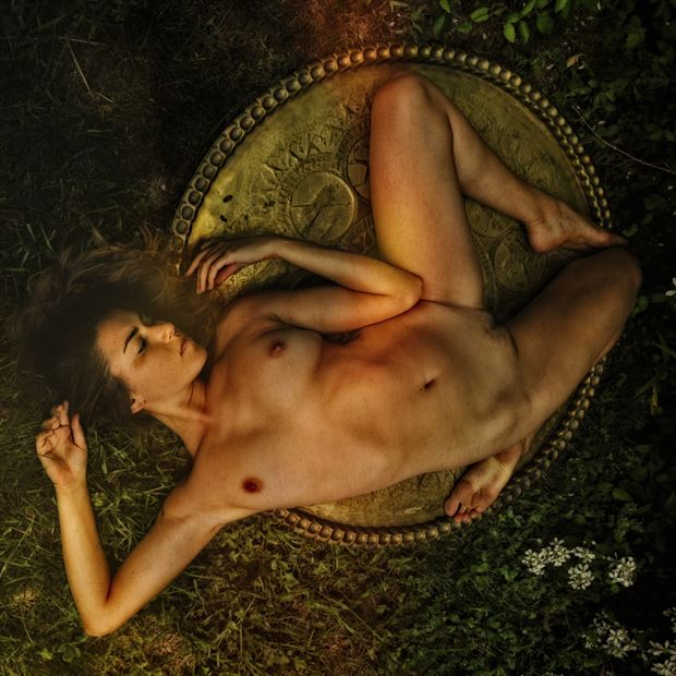 newfound relic artistic nude photo by photographer kean creative