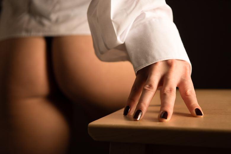 nice fingernails lingerie photo by photographer 27eins