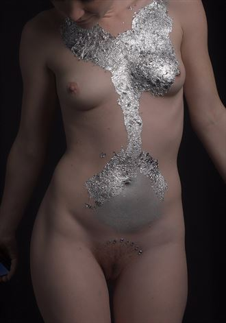 nicole artistic nude photo by photographer fashionmedia
