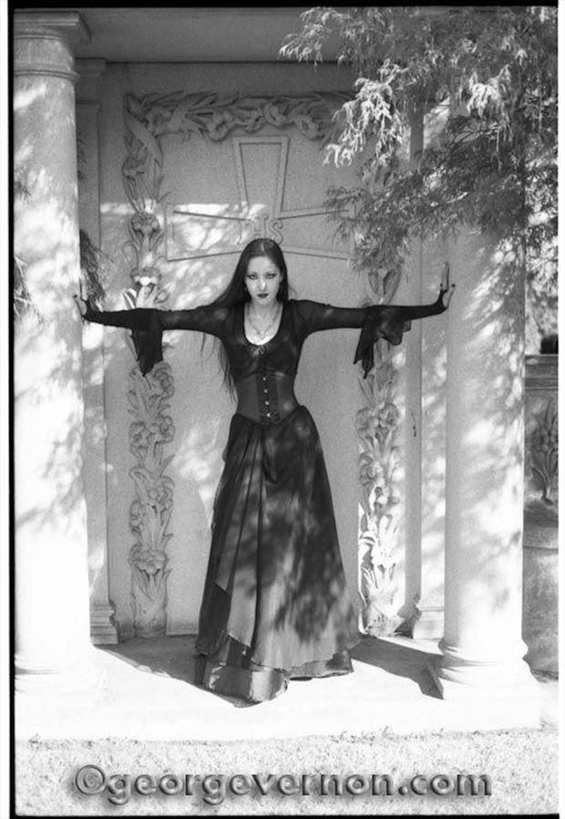 nicole gothic photo by photographer georgevp