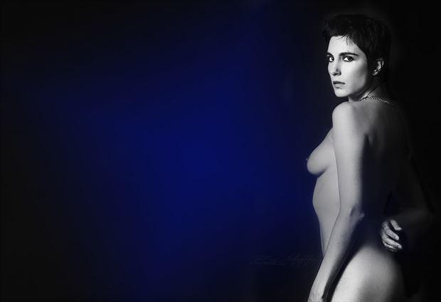 nightfall artistic nude photo by photographer josefinaphoto
