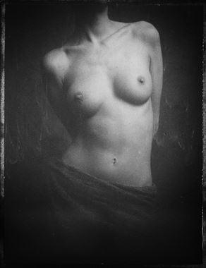nina artistic nude artwork by photographer marcvonmartial