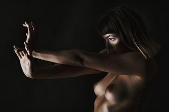 ninette artistic nude photo by photographer larbcn