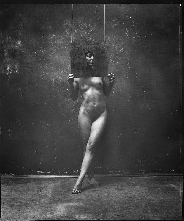 no name Artistic Nude Artwork by Photographer Pavel Titovich