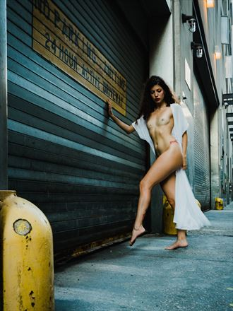 no parking anytime artistic nude photo by photographer fourth turning photo