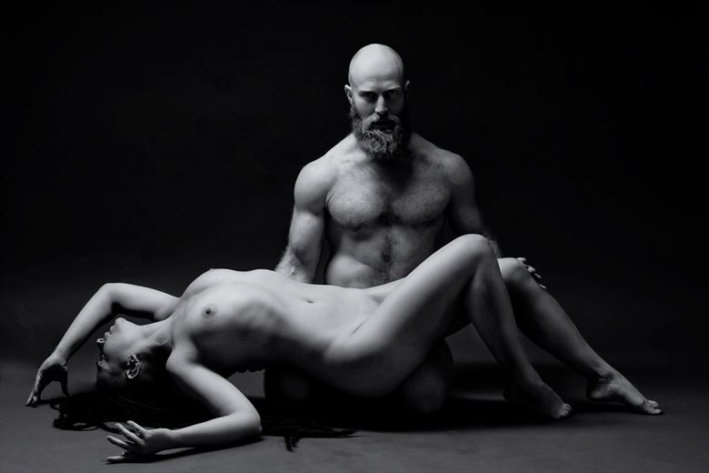 no pieta artistic nude photo by photographer benernst