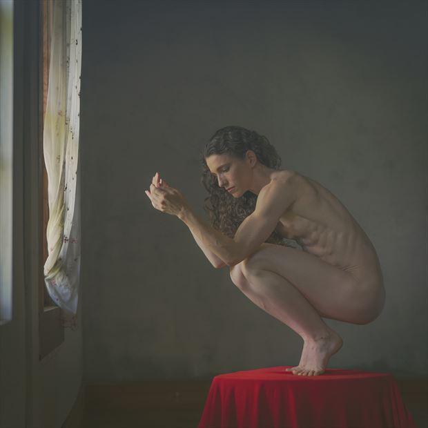 noiseless artistic nude photo by photographer luka zozka