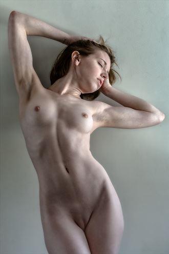 north bedroom window 3 artistic nude photo by photographer rick jolson