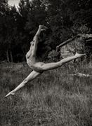 nude ballet leap artistic nude photo by photographer risen phoenix